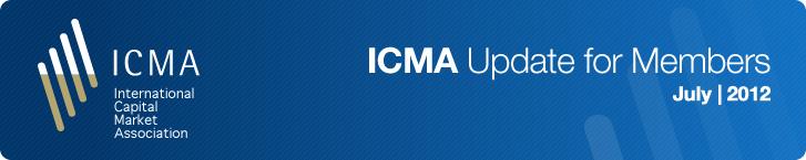 Members Update   ICMA Update for Members July 2012