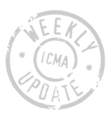 Weekly ICMA Update